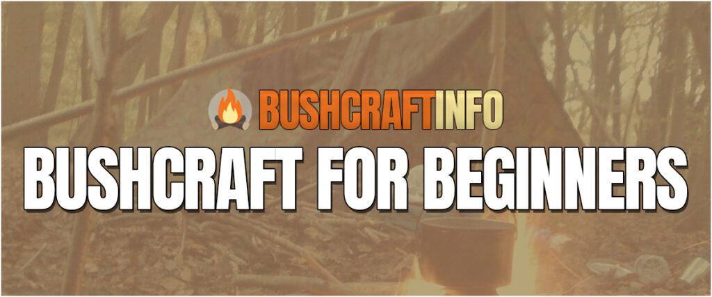 bushcraft for beginners